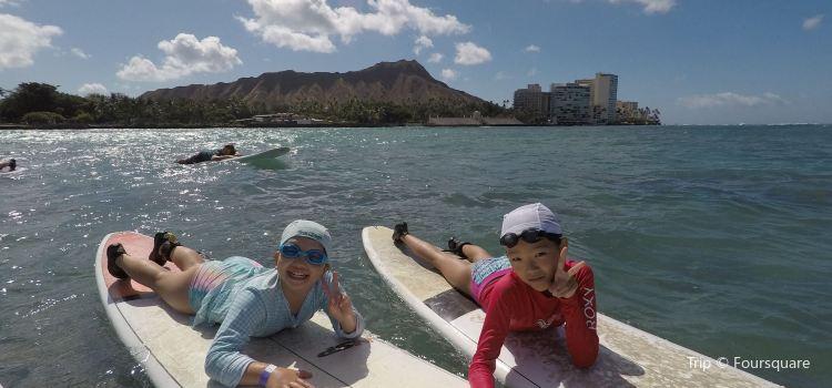 Ohana Surf Project歐胡島衝浪課程2