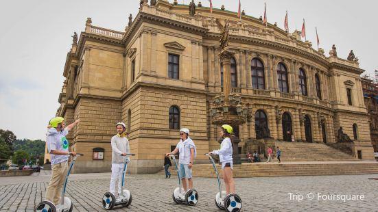 Robot City Tours