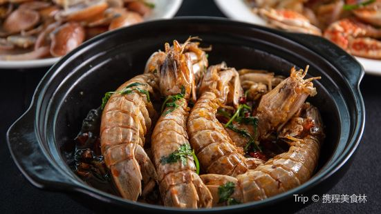 鼎味鮮燒烤海鮮大排檔