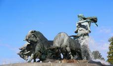 盖费昂喷泉-哥本哈根-小凌60