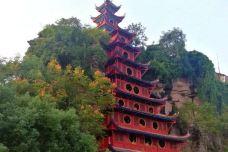 石宝寨-重庆-听说