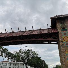 타무 시장 여행 사진