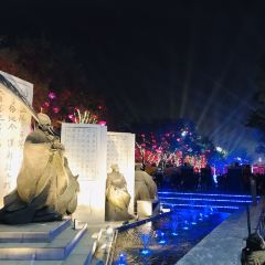 다탕푸룽위안(대당부용원) 여행 사진
