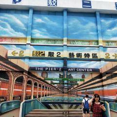 哈瑪星駁二線火車體驗之旅用戶圖片