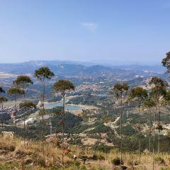 쯔마오산 풍경명승지 여행 사진
