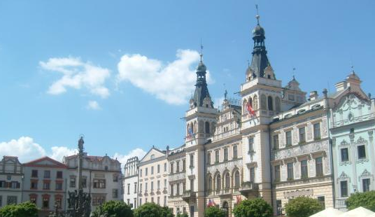 Pardubice Townhall