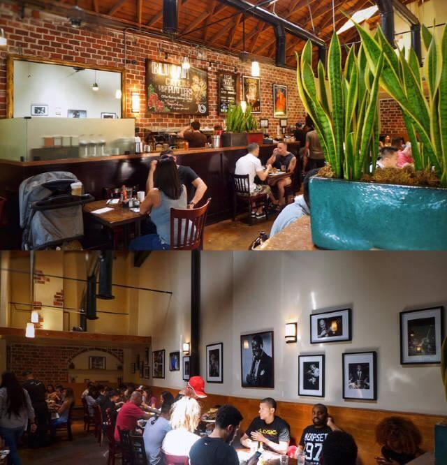 Blu Jam Café