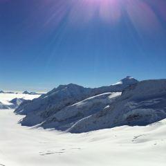 Jungfraujoch Sphinx Observatory User Photo