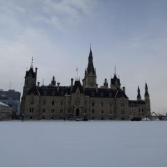 Parliament Hill and Buildings User Photo