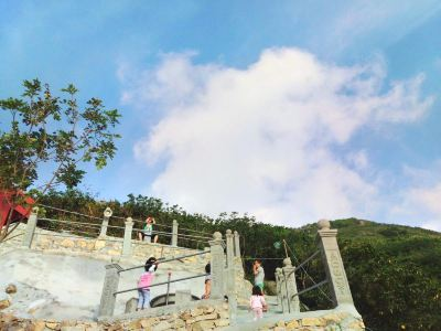 The Songmen Beach Scenic Area