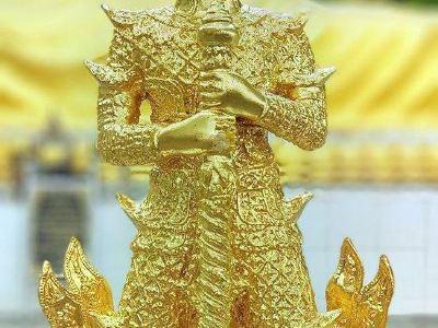 Wat Khao Chedi