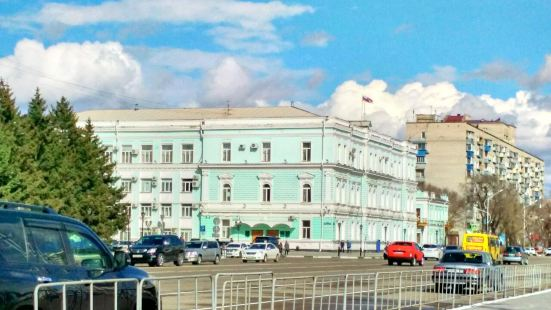 布拉戈維申斯克市政廳