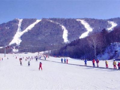 蓮青山滑雪場