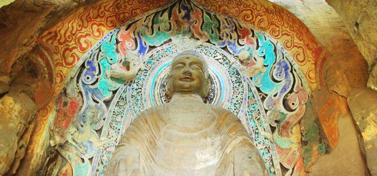 샹탕산 석굴