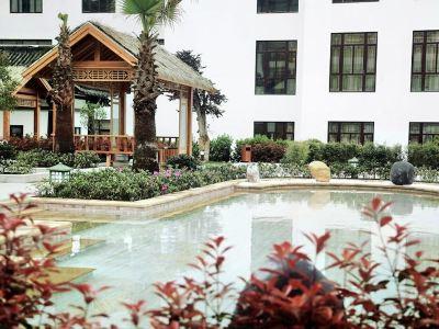 Tiantai Hot Spring Villa