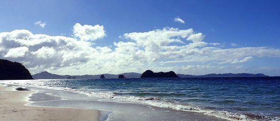 Motukiekie Beach Walk