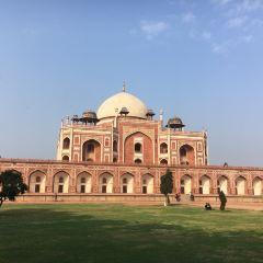 Humayun's Tomb User Photo