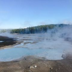 The Grand Prismatic Spring User Photo
