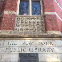 Jefferson Market Library User Photo