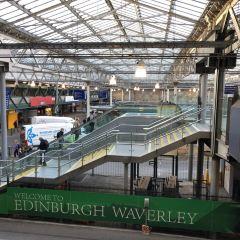 愛丁堡威瓦利火車站用戶圖片