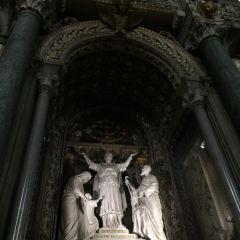 푸비에르 노트르담 성당 여행 사진