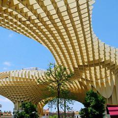 Metropol Parasol User Photo