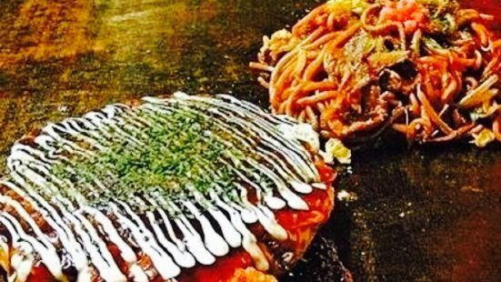 Okonomiyaki Gulliver