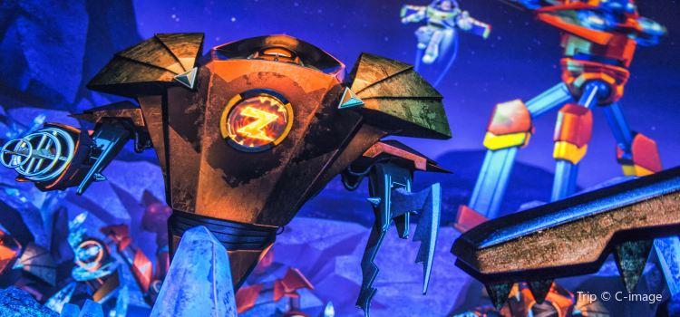 Buzz Lightyear Planet Rescue