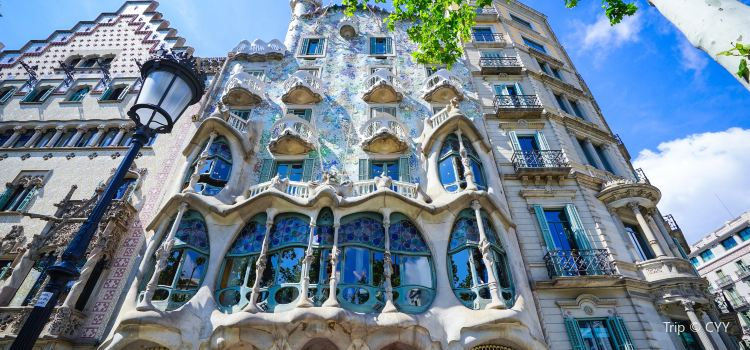 Casa Batlló Tickets Deals Reviews Family Holidays