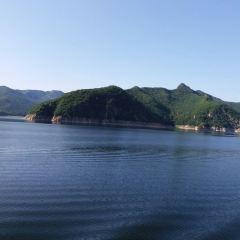 길림 송화호 풍경명승구 여행 사진