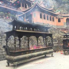 칭수이옌(청수암) 여행 사진