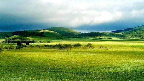 哈達門高原牧場