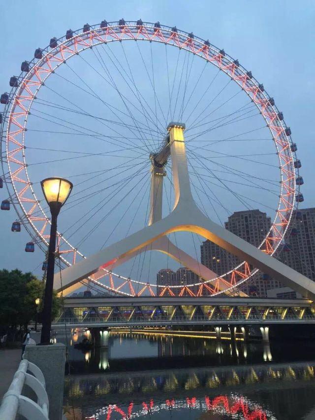 Eye of Tianjin