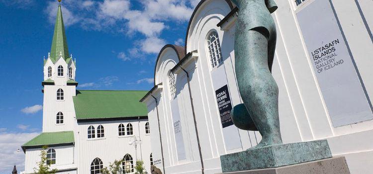 冰島國家美術館1