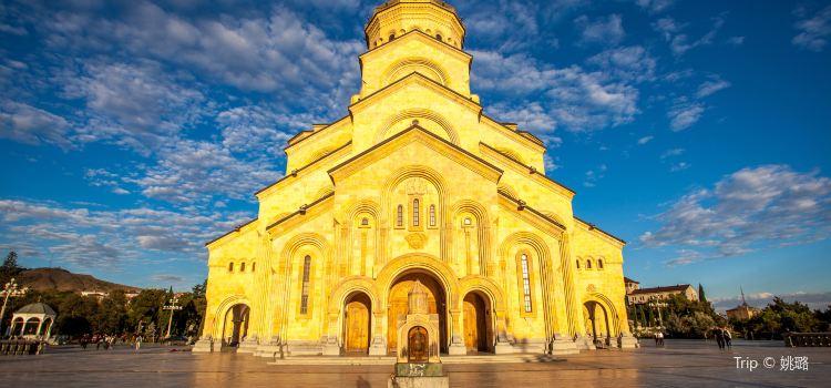 第比利斯聖三一主教座堂