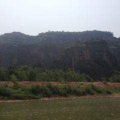 룽후산풍경구 여행 사진