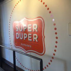 Super Duper Burgers User Photo
