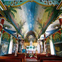 噴繪教堂用戶圖片