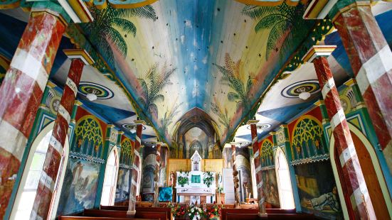 The Painted Church