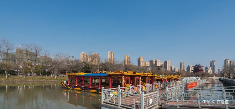 淮安里運河文化長廊1