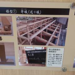 菱櫓·五十間長屋·橋爪門續櫓用戶圖片