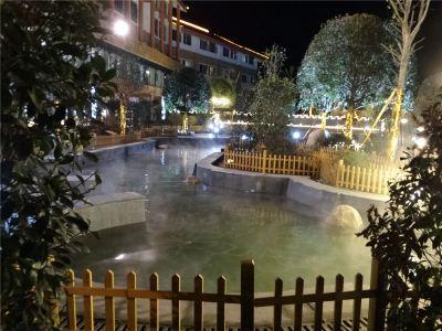 光霧山溫泉旅遊酒店溫泉