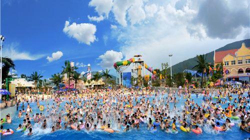 徐州樂園加勒比水世界