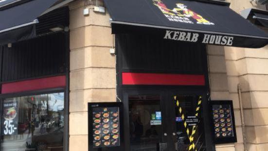 Stockholm Kebab house