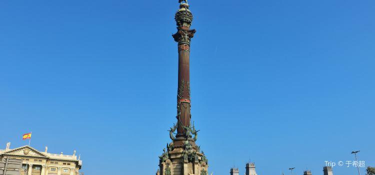 Columbus Monument3