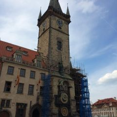Prague Astronomical Clock User Photo