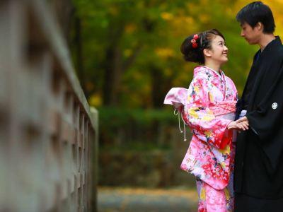 北海道美月櫻和服體驗