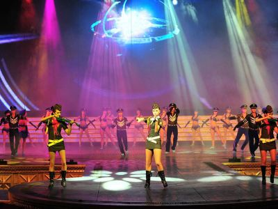 The Beauty Crown Song and Dance Show