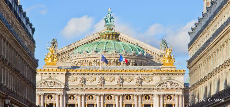 巴黎歌劇院廣場3
