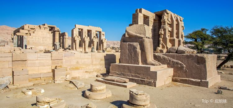 拉美西斯神廟2